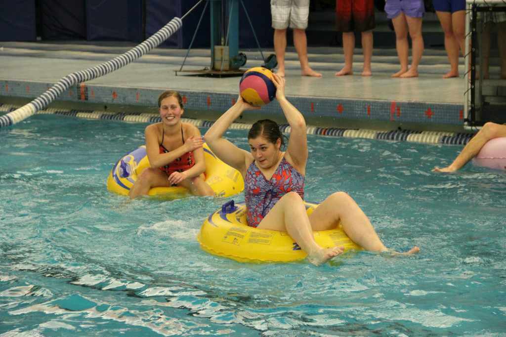 byu intramural innertube water polo