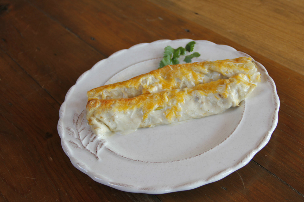 anneandspencer honey-lime enchiladas