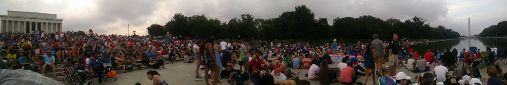National Mall 4th of July