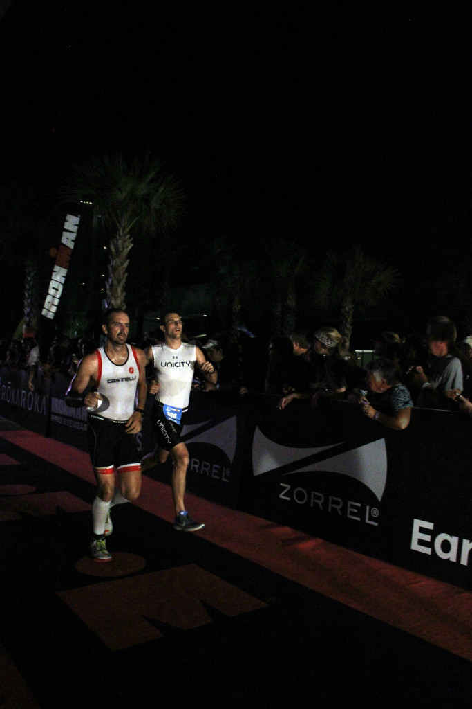 Ironman finish unicity