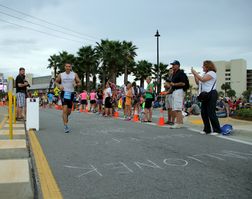 ironman run Florida