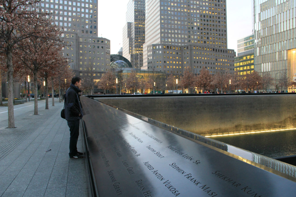Twin Towers Memorial