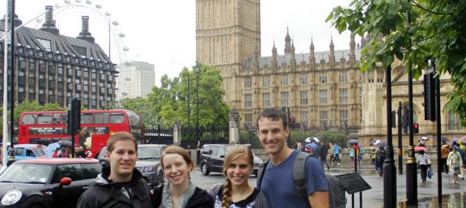 London: Day 1